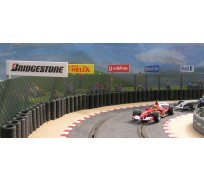 Slot Track Scenics Advert Boards 1 B