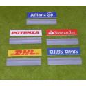 Slot Track Scenics Panneaux Publicitaires 3 A