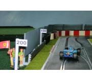 Slot Track Scenics Brake Point Markers 1/2