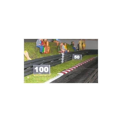 Slot Track Scenics Marqueurs Point de Freinage 4/5