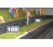 Slot Track Scenics Brake Point Markers 4/5