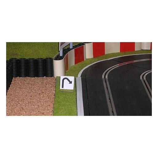 Slot Track Scenics DM 1 Marqueurs de Direction