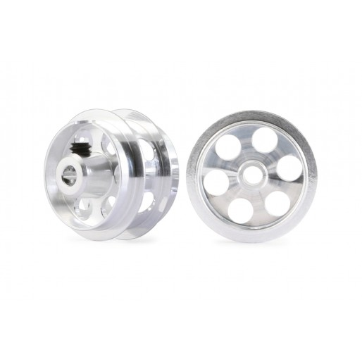 NSR 5015 3/32 Wheels - Rear Larger & drilled Ø 16x10mm - Ultralight & very accurate AIR SYSTEM (2pcs)