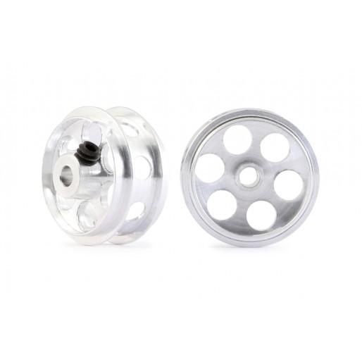 "NSR 5010 3/32"" Rear Wheel Drilled 16,5 Diameter No-Air System x2"