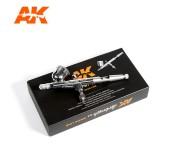 AK Interactive AK9000 Aérographe Basic Line 0.3