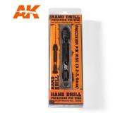 AK Interactive AK9006 Perceuse à Main (0.2mm – 3.4mm)