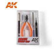 AK Interactive AK9013 Basic Tools Set