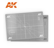 AK Interactive AK8209-A3 Tapis de Coupe A3