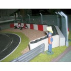 Slot Track Scenics FK 1 Safety Fencing Kit 1