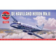 Airfix Vintage Classics - de Havilland Heron MkII 1:72