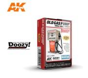 Doozy DZ001 Ancienne Pompe à Essence / Type A