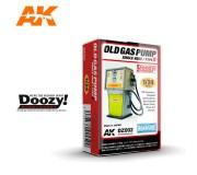 Doozy DZ002 Ancienne Pompe à Essence / Type B