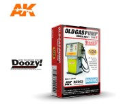 Doozy DZ002 Old Gas Pump Single Nose / Type B