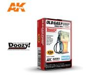 Doozy DZ003 Ancienne Pompe à Essence / Type C