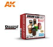 Doozy DZ004 Set de Bidons