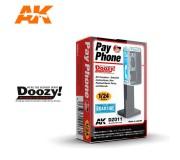 Doozy DZ011 Téléphone Public