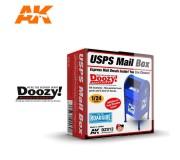 Doozy DZ012 Boîte aux Lettres UPS