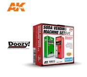 Doozy DZ015 Distributeur de Soda Set 1