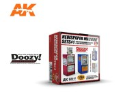 Doozy DZ017 Machine à journaux Sets 1