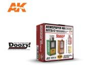 Doozy DZ018 Machine à journaux Sets 2