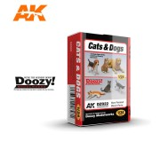 Doozy DZ022 Cats and Dogs
