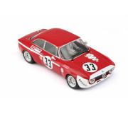 BRM Alfa GTA 1300 Junior – Winner DIV.1 4H Jarama 1972 n.33