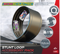 Micro Scalextric G8046 Track Stunt Extension Pack - Stunt Loop