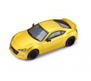 Policar CT01v Subaru BRZ - yellow