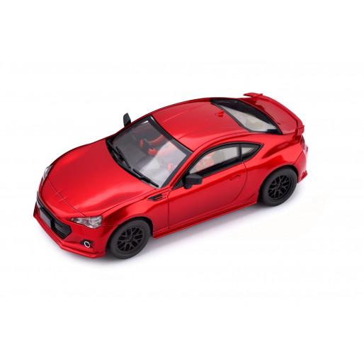 Policar CT01y Subaru BRZ - red