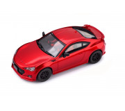 Policar CT01y Subaru BRZ - red