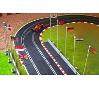 Slot Track Scenics FP B Drapeaux Pack B