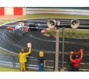 Slot Track Scenics LS 1 Haut-Parleurs x4