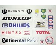 Slot Track Scenics CL-A Logos Classiques Kit A