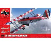 Airfix de Havilland D.H.82a Tiger Moth 1:48