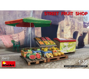 MiniArt 35612 Street Fruit Shop