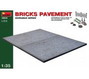 MiniArt 36048 Bricks Pavement