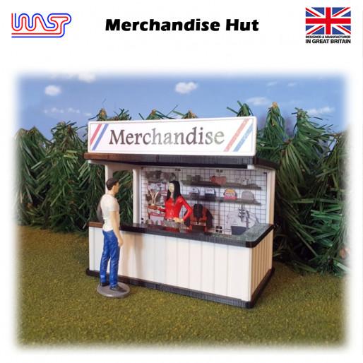 WASP Merchandise Hut