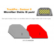 TrackPro Contour II: Microfiber Cloths