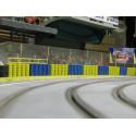 Slot Track Scenics Murs de Pneus