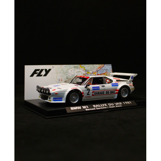 FLY A2011 BMW M1 Rally du Var 1981