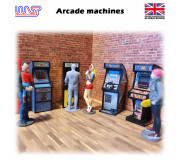WASP Arcade machines