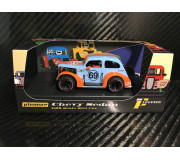 Pioneer P062 Legends Racer '37 Chevy Sedan, GULF Team, Light Blue n.69