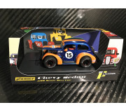 Pioneer P076 Legends Racer '37 Chevy Sedan, GULF Team, Dark Blue n.15