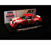 FLY E2007 Porsche 911 Rally 2000 Virages 1974