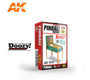 Doozy DZ028 USA 1940-1950's Pinball Machine