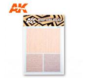 AK Interactive AK9082 Wood Veins Decals