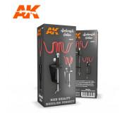 AK Interactive AK9053 Porte-aérographe