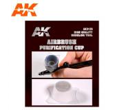 AK Interactive AK9129 Godet de Purification pour Aérographe