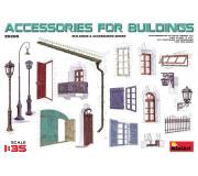 MiniArt 35585 Accessoires pour Bâtiments
