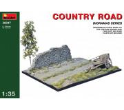 MiniArt 36047 Route de Campagne